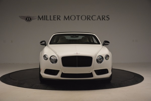 Used 2015 Bentley Continental GT V8 S for sale Sold at Maserati of Greenwich in Greenwich CT 06830 13
