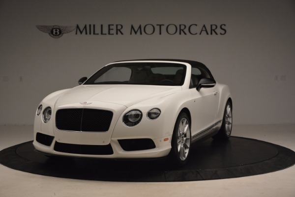 Used 2015 Bentley Continental GT V8 S for sale Sold at Maserati of Greenwich in Greenwich CT 06830 14