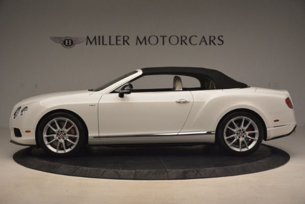 Used 2015 Bentley Continental GT V8 S for sale Sold at Maserati of Greenwich in Greenwich CT 06830 16