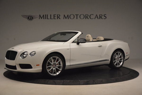 Used 2015 Bentley Continental GT V8 S for sale Sold at Maserati of Greenwich in Greenwich CT 06830 2