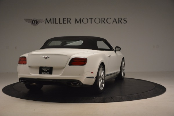 Used 2015 Bentley Continental GT V8 S for sale Sold at Maserati of Greenwich in Greenwich CT 06830 20