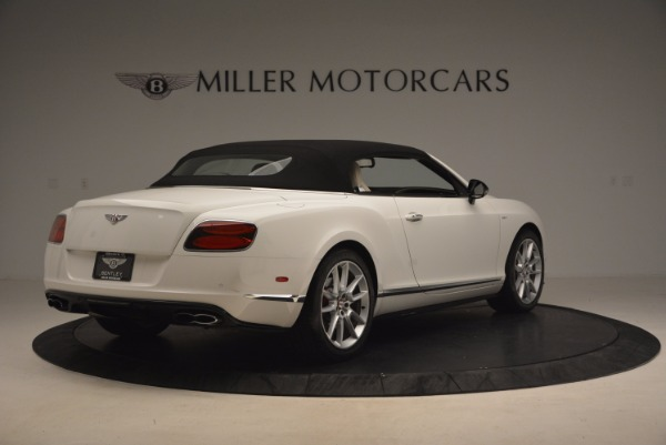 Used 2015 Bentley Continental GT V8 S for sale Sold at Maserati of Greenwich in Greenwich CT 06830 21