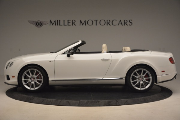 Used 2015 Bentley Continental GT V8 S for sale Sold at Maserati of Greenwich in Greenwich CT 06830 3