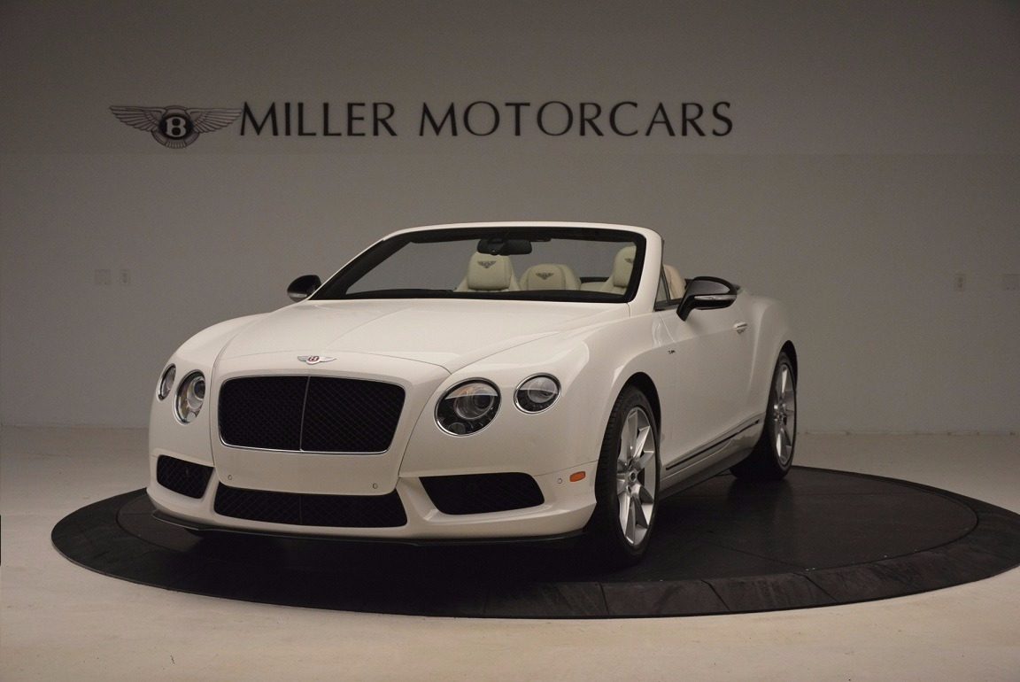 Used 2015 Bentley Continental GT V8 S for sale Sold at Maserati of Greenwich in Greenwich CT 06830 1