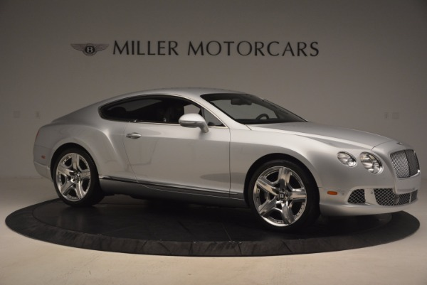 Used 2012 Bentley Continental GT for sale Sold at Maserati of Greenwich in Greenwich CT 06830 10