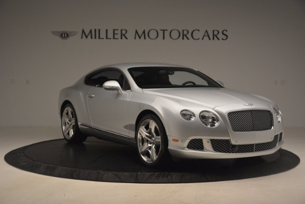 Used 2012 Bentley Continental GT for sale Sold at Maserati of Greenwich in Greenwich CT 06830 11