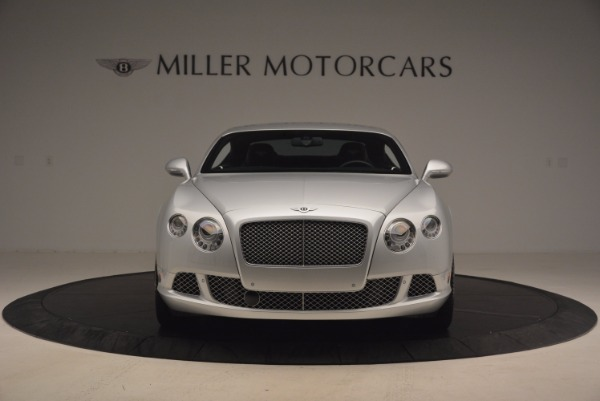 Used 2012 Bentley Continental GT for sale Sold at Maserati of Greenwich in Greenwich CT 06830 12