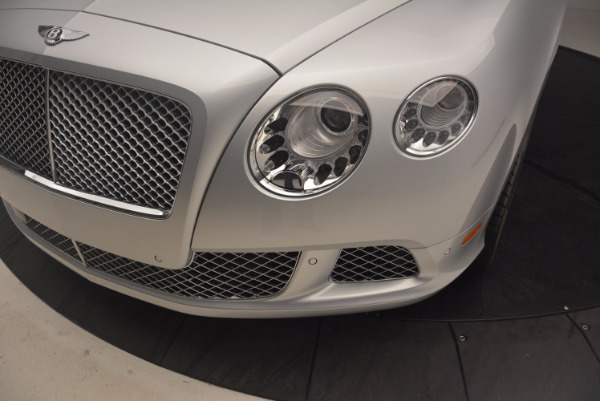 Used 2012 Bentley Continental GT for sale Sold at Maserati of Greenwich in Greenwich CT 06830 14