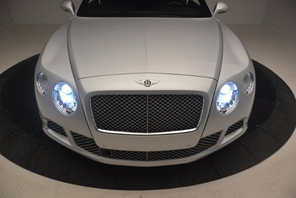 Used 2012 Bentley Continental GT for sale Sold at Maserati of Greenwich in Greenwich CT 06830 17