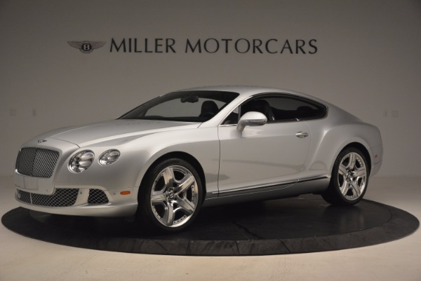 Used 2012 Bentley Continental GT for sale Sold at Maserati of Greenwich in Greenwich CT 06830 2