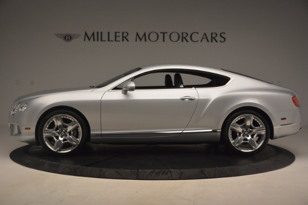 Used 2012 Bentley Continental GT for sale Sold at Maserati of Greenwich in Greenwich CT 06830 3