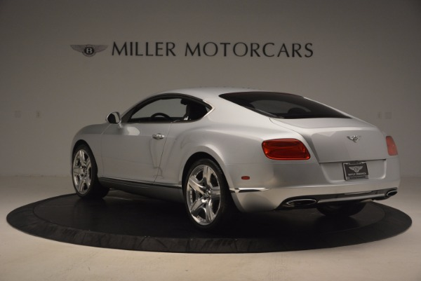 Used 2012 Bentley Continental GT for sale Sold at Maserati of Greenwich in Greenwich CT 06830 5