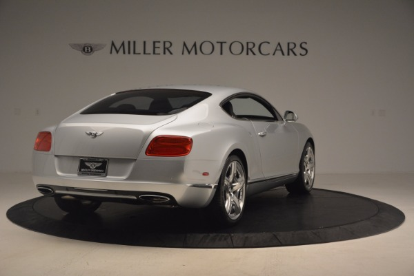 Used 2012 Bentley Continental GT for sale Sold at Maserati of Greenwich in Greenwich CT 06830 7