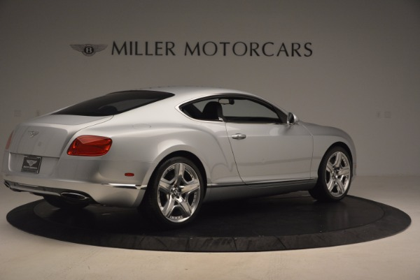 Used 2012 Bentley Continental GT for sale Sold at Maserati of Greenwich in Greenwich CT 06830 8