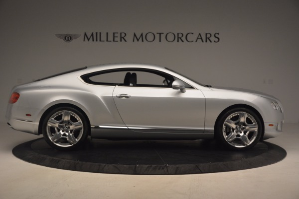 Used 2012 Bentley Continental GT for sale Sold at Maserati of Greenwich in Greenwich CT 06830 9