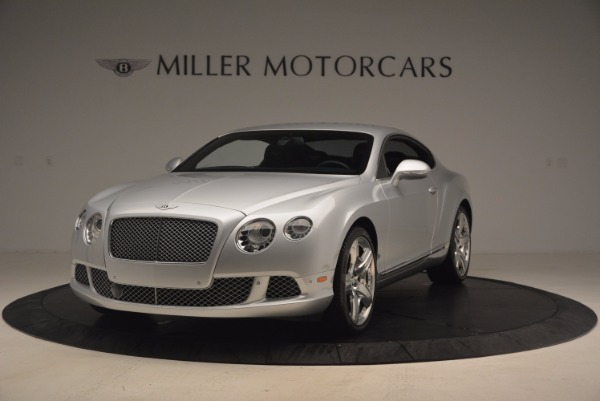 Used 2012 Bentley Continental GT for sale Sold at Maserati of Greenwich in Greenwich CT 06830 1