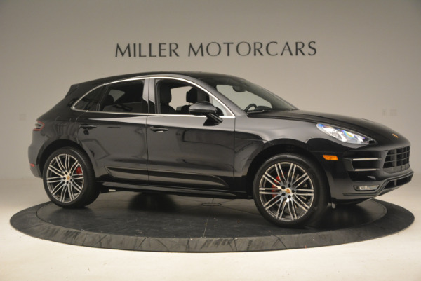 Used 2016 Porsche Macan Turbo for sale Sold at Maserati of Greenwich in Greenwich CT 06830 10