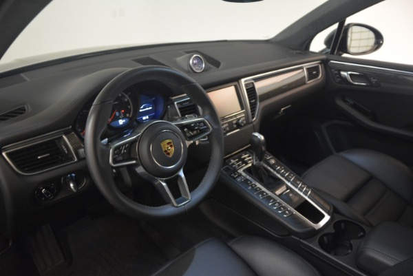 Used 2016 Porsche Macan Turbo for sale Sold at Maserati of Greenwich in Greenwich CT 06830 17