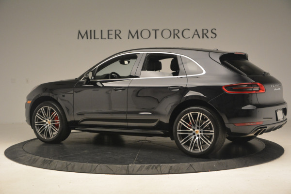 Used 2016 Porsche Macan Turbo for sale Sold at Maserati of Greenwich in Greenwich CT 06830 4