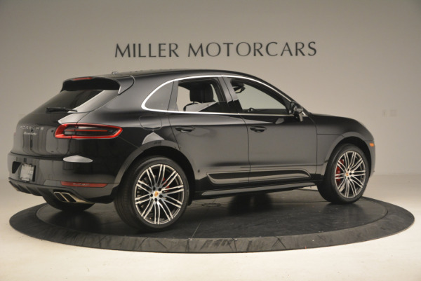 Used 2016 Porsche Macan Turbo for sale Sold at Maserati of Greenwich in Greenwich CT 06830 8