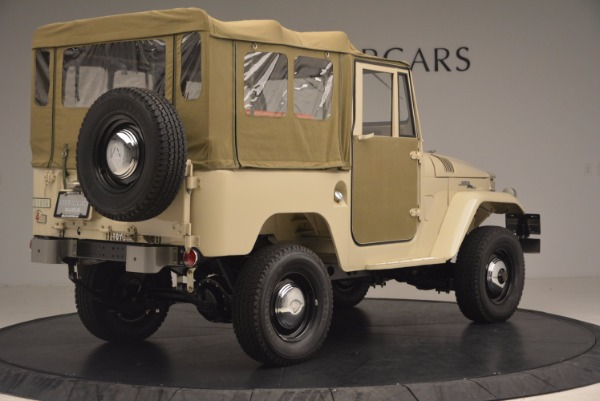 Used 1966 Toyota FJ40 Land Cruiser Land Cruiser for sale Sold at Maserati of Greenwich in Greenwich CT 06830 10