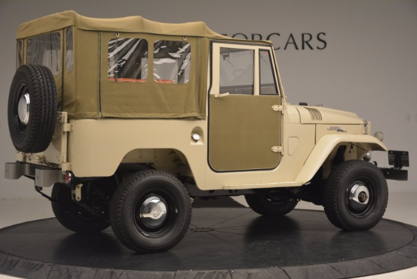 Used 1966 Toyota FJ40 Land Cruiser Land Cruiser for sale Sold at Maserati of Greenwich in Greenwich CT 06830 11