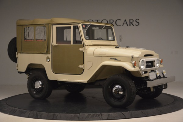 Used 1966 Toyota FJ40 Land Cruiser Land Cruiser for sale Sold at Maserati of Greenwich in Greenwich CT 06830 13