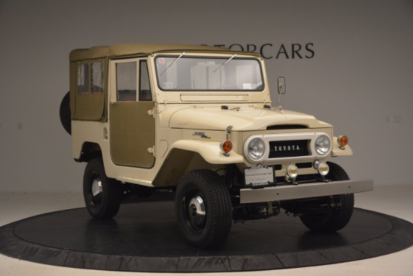 Used 1966 Toyota FJ40 Land Cruiser Land Cruiser for sale Sold at Maserati of Greenwich in Greenwich CT 06830 14