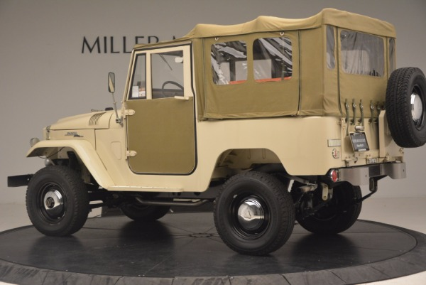 Used 1966 Toyota FJ40 Land Cruiser Land Cruiser for sale Sold at Maserati of Greenwich in Greenwich CT 06830 5