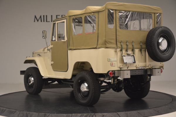 Used 1966 Toyota FJ40 Land Cruiser Land Cruiser for sale Sold at Maserati of Greenwich in Greenwich CT 06830 6