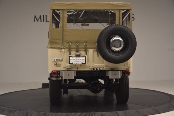 Used 1966 Toyota FJ40 Land Cruiser Land Cruiser for sale Sold at Maserati of Greenwich in Greenwich CT 06830 7