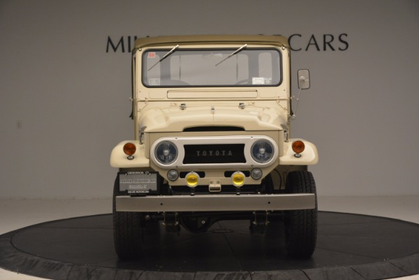 Used 1966 Toyota FJ40 Land Cruiser Land Cruiser for sale Sold at Maserati of Greenwich in Greenwich CT 06830 8