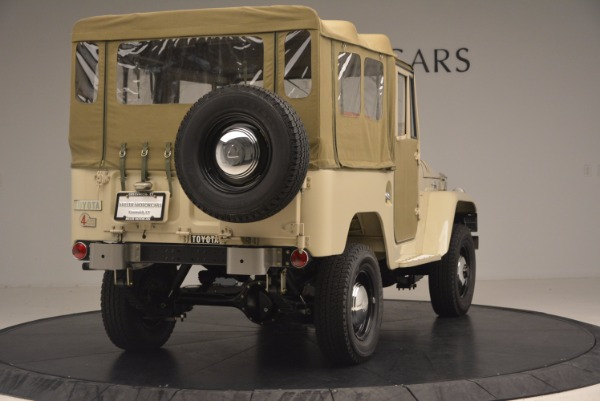Used 1966 Toyota FJ40 Land Cruiser Land Cruiser for sale Sold at Maserati of Greenwich in Greenwich CT 06830 9
