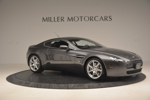 Used 2006 Aston Martin V8 Vantage Coupe for sale Sold at Maserati of Greenwich in Greenwich CT 06830 10