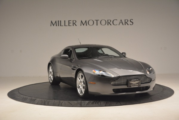 Used 2006 Aston Martin V8 Vantage Coupe for sale Sold at Maserati of Greenwich in Greenwich CT 06830 11