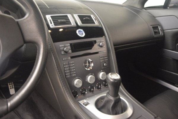 Used 2006 Aston Martin V8 Vantage Coupe for sale Sold at Maserati of Greenwich in Greenwich CT 06830 16
