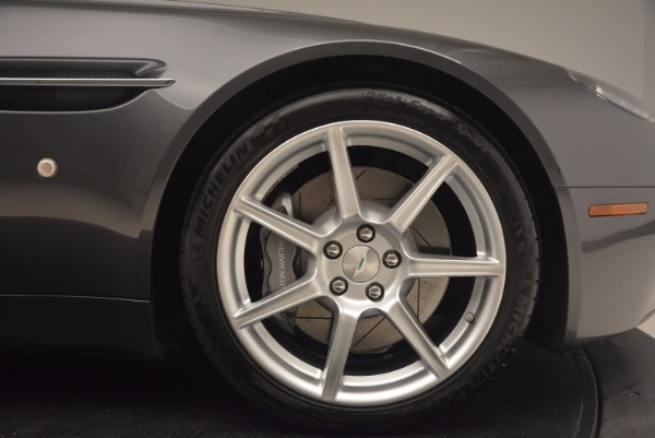 Used 2006 Aston Martin V8 Vantage Coupe for sale Sold at Maserati of Greenwich in Greenwich CT 06830 18