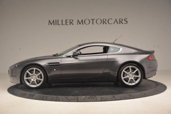Used 2006 Aston Martin V8 Vantage Coupe for sale Sold at Maserati of Greenwich in Greenwich CT 06830 3