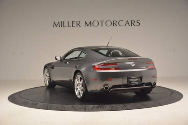 Used 2006 Aston Martin V8 Vantage Coupe for sale Sold at Maserati of Greenwich in Greenwich CT 06830 5