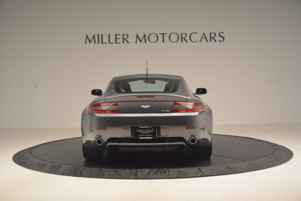 Used 2006 Aston Martin V8 Vantage Coupe for sale Sold at Maserati of Greenwich in Greenwich CT 06830 6