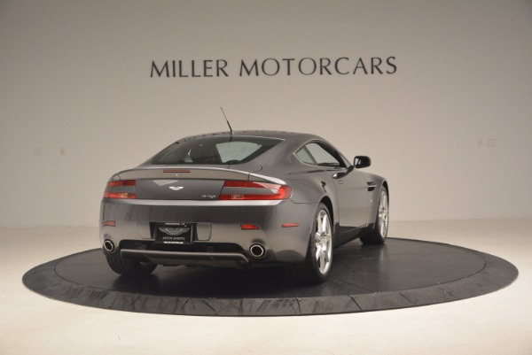 Used 2006 Aston Martin V8 Vantage Coupe for sale Sold at Maserati of Greenwich in Greenwich CT 06830 7