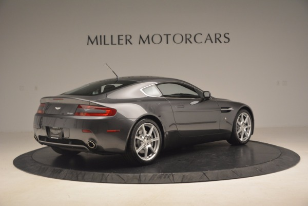 Used 2006 Aston Martin V8 Vantage Coupe for sale Sold at Maserati of Greenwich in Greenwich CT 06830 8