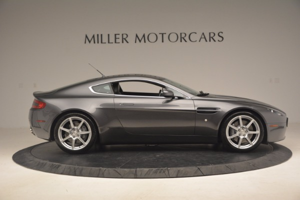 Used 2006 Aston Martin V8 Vantage Coupe for sale Sold at Maserati of Greenwich in Greenwich CT 06830 9