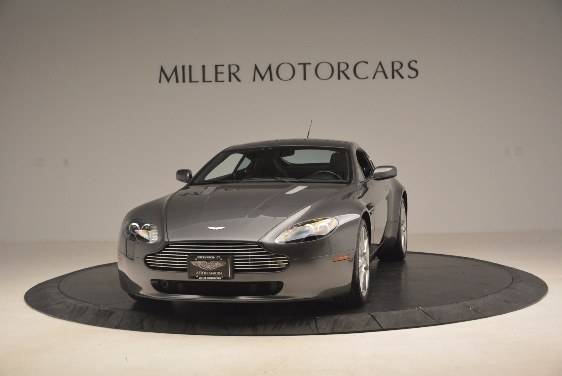 Used 2006 Aston Martin V8 Vantage Coupe for sale Sold at Maserati of Greenwich in Greenwich CT 06830 1