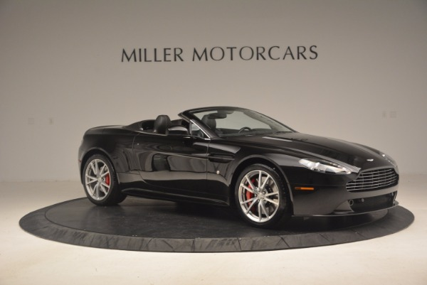 Used 2012 Aston Martin V8 Vantage S Roadster for sale Sold at Maserati of Greenwich in Greenwich CT 06830 10