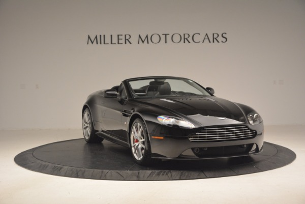 Used 2012 Aston Martin V8 Vantage S Roadster for sale Sold at Maserati of Greenwich in Greenwich CT 06830 11
