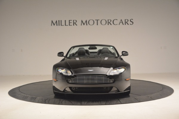 Used 2012 Aston Martin V8 Vantage S Roadster for sale Sold at Maserati of Greenwich in Greenwich CT 06830 12