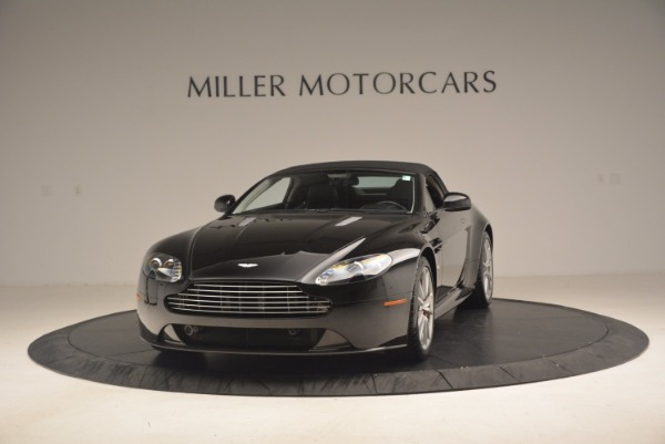 Used 2012 Aston Martin V8 Vantage S Roadster for sale Sold at Maserati of Greenwich in Greenwich CT 06830 13