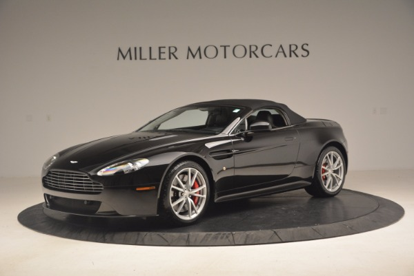 Used 2012 Aston Martin V8 Vantage S Roadster for sale Sold at Maserati of Greenwich in Greenwich CT 06830 14