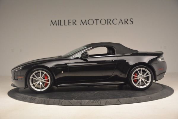 Used 2012 Aston Martin V8 Vantage S Roadster for sale Sold at Maserati of Greenwich in Greenwich CT 06830 15
